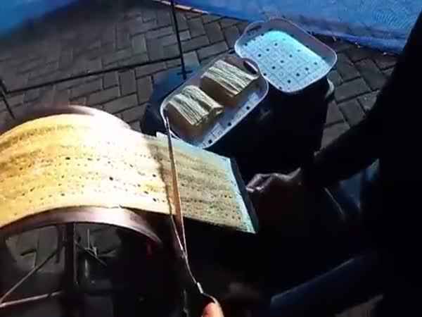 Čínský palačinkomat
