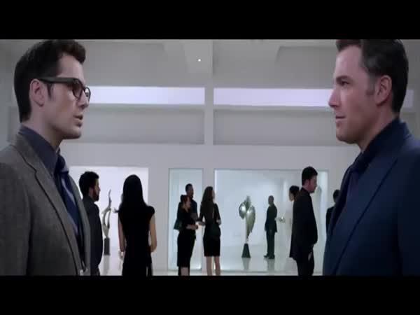 Batman vs. Superman vs. Kimmel