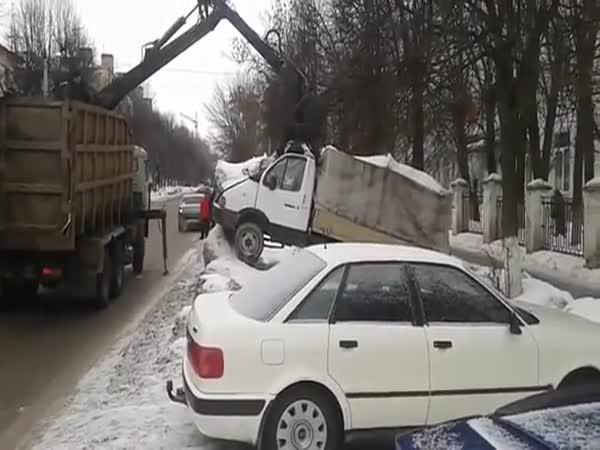 Ruská odtahovka