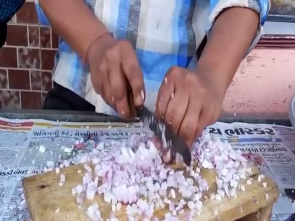 Ostré nože a šikovní kuchaři