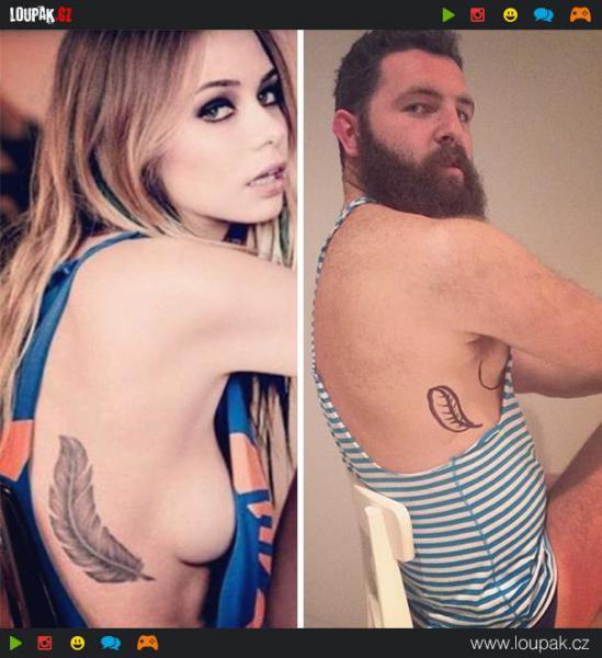 GALERIE - Parodie ženských selfies v podání muže