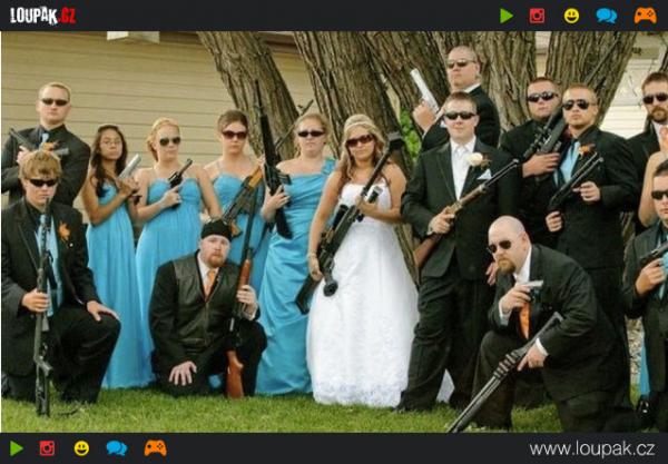 GALERIE - 12 svatebních fotografií
