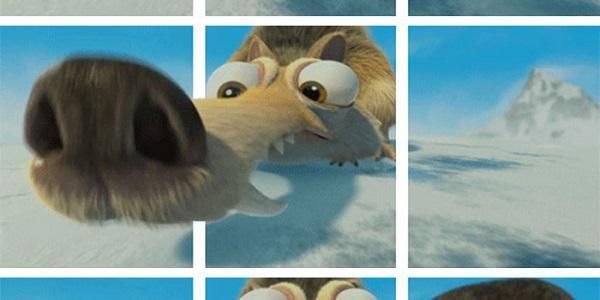 GALERIE - Obrázky skáčou z obrazovky