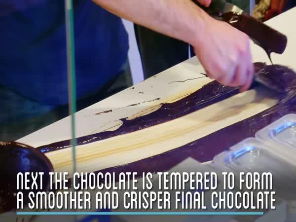 Výroba domácí čokolády