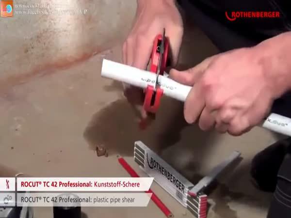 Speciální nářadí pro instalatéry