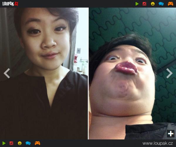 GALERIE - Selfie z těch nejhorších stran