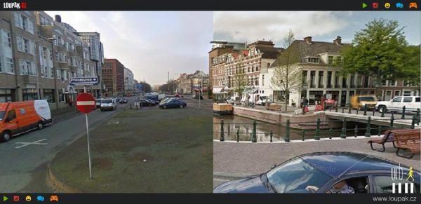 GALERIE - Přeměny městských částí