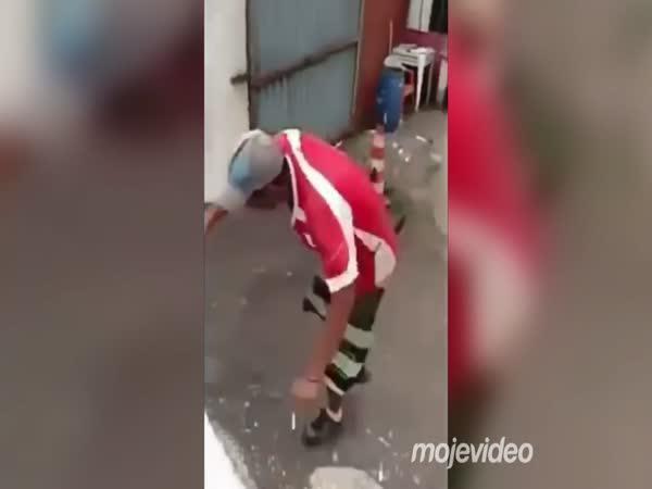 Malíř a alkohol