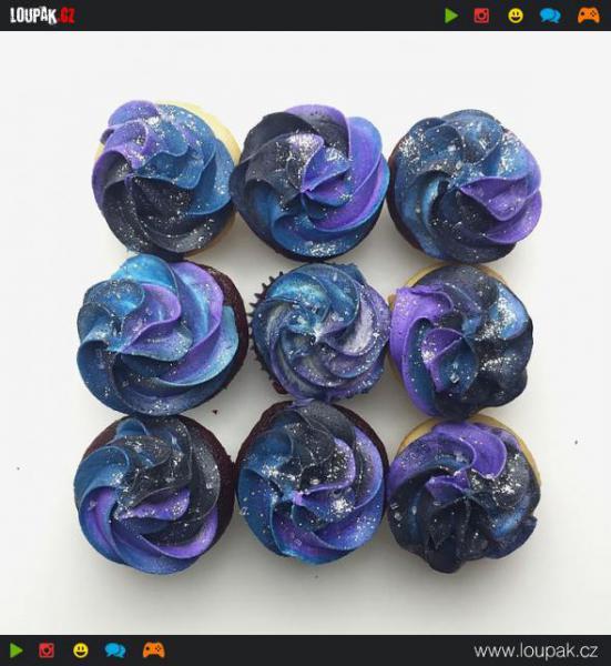 GALERIE - Galaktické sladkosti