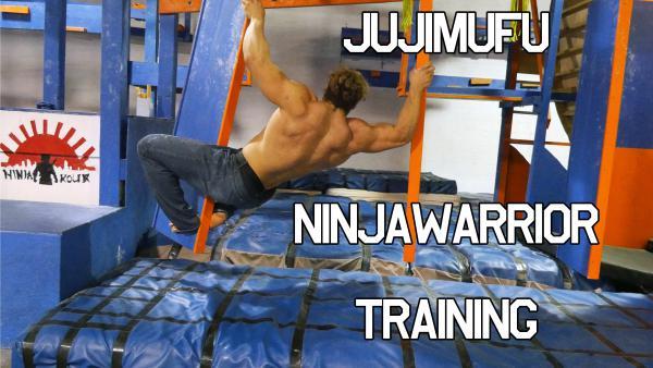 Trénink do Ninja faktoru