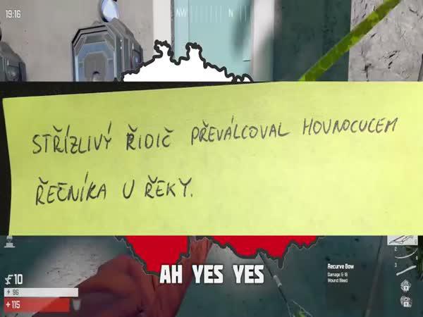 YouTuber z Estonska učí diváky česky