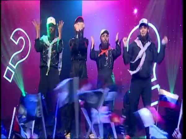 Kdyby v Eurovizi soutěžili teroristé z ISIS