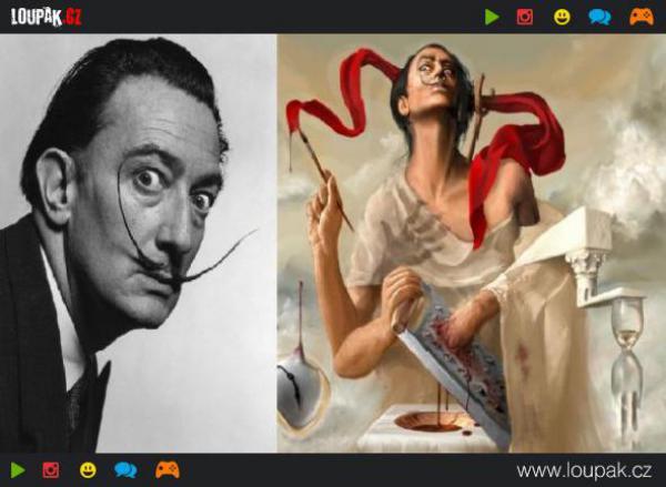 GALERIE - Autoportréty slavných mistrů