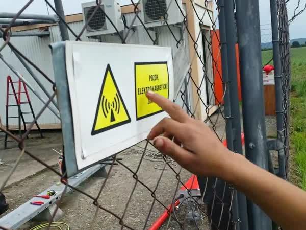 Pozor, elektrický pes!
