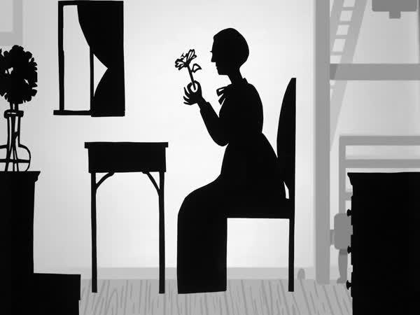 Animace - Vystřihování z papíru