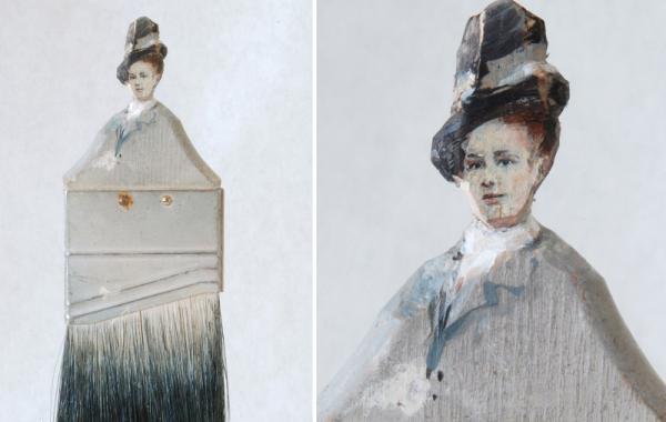 GALERIE - Portréty ze starých štětců