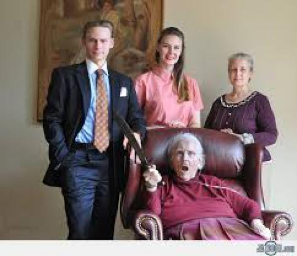 GALERIE - Nejvtipnější rodinné fotky