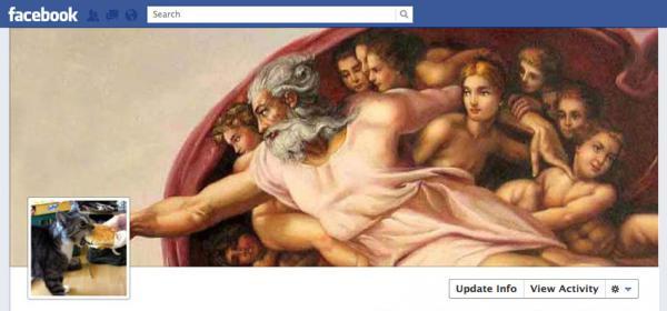 GALERIE - Nej facebookové profily