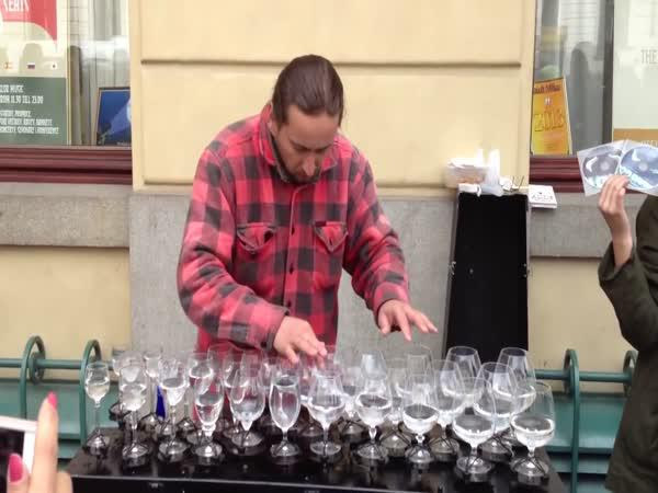 Borec - Hraní na skleničky