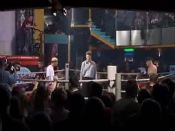 Boxerský zápas v Rusku