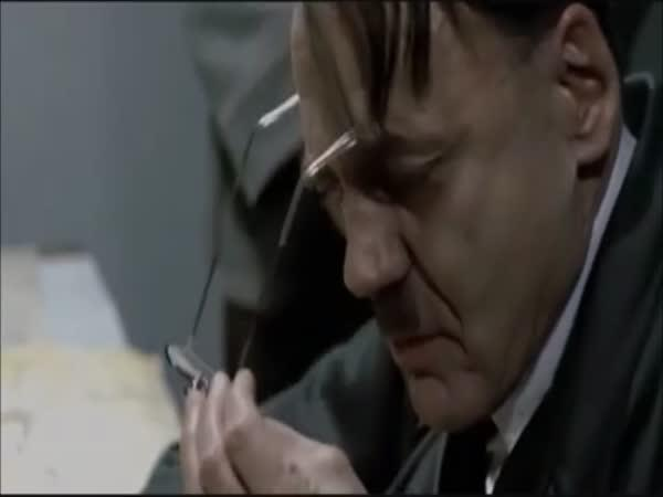 Hitler se dozvěděl o rozvozu KFC