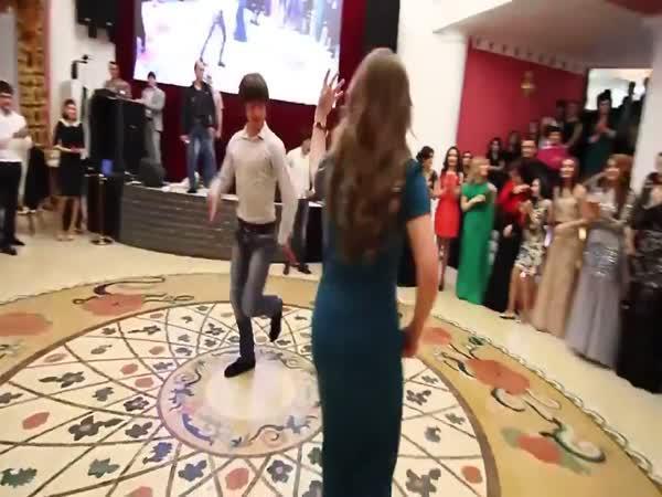 Orlí tanec (lezginka)