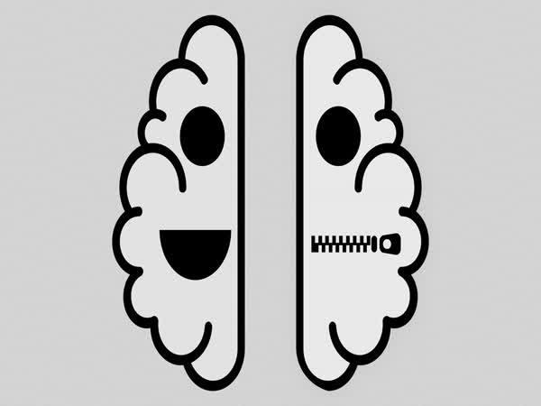 Dva mozky