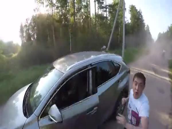 Proč nebýt agresivní řidič