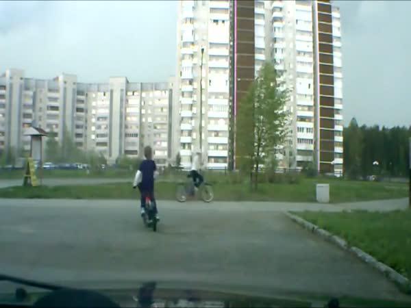 Rusko - Když zafouká silnější vítr