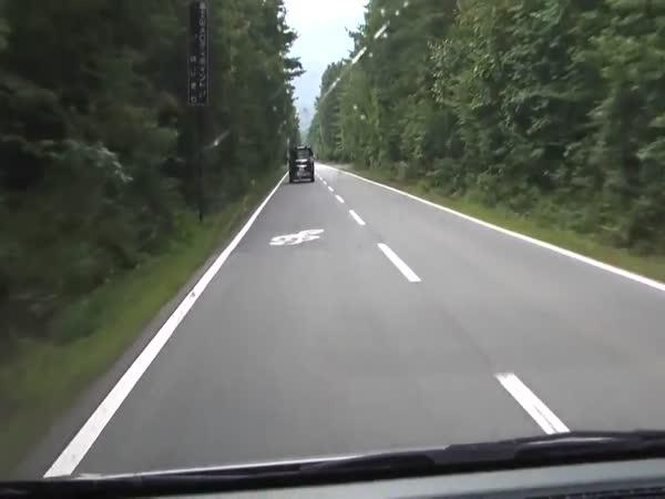 Zpívající asfalt - Japonsko
