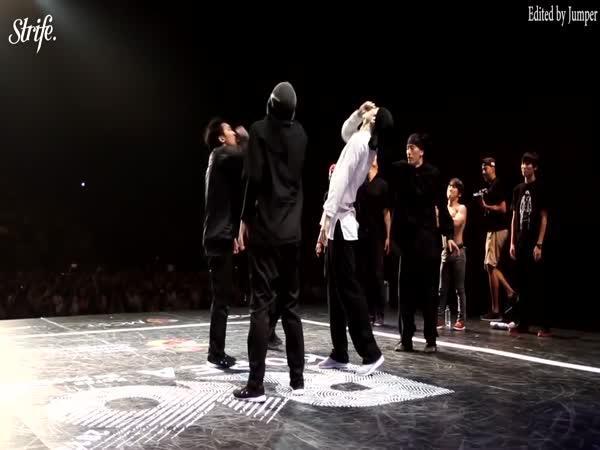 Neuvěřitelný breakdance