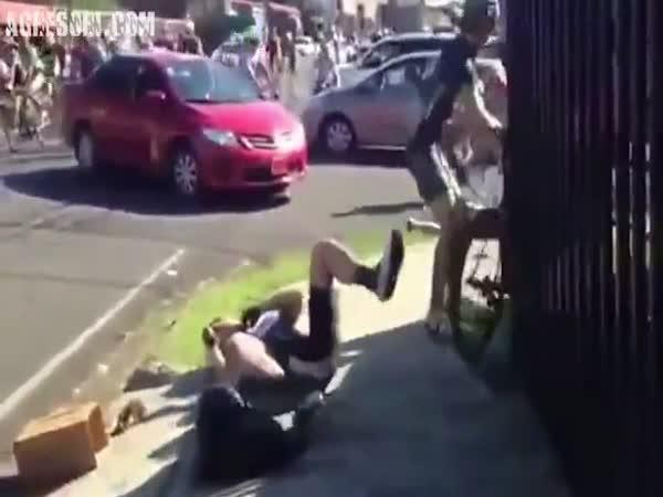 Když se cyklistům nedaří