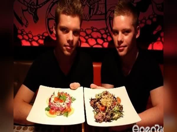 10 Neobvyklých restaurací