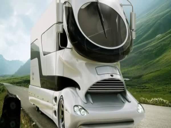 Luxusní autobus