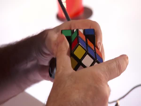 Triky s Rubikovou kostkou