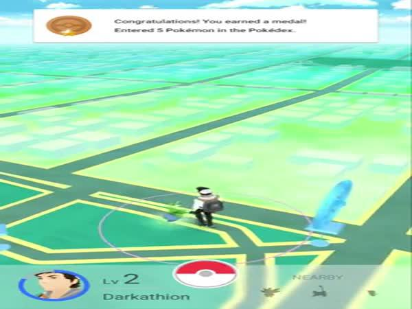 Co je to Pokémon Go?