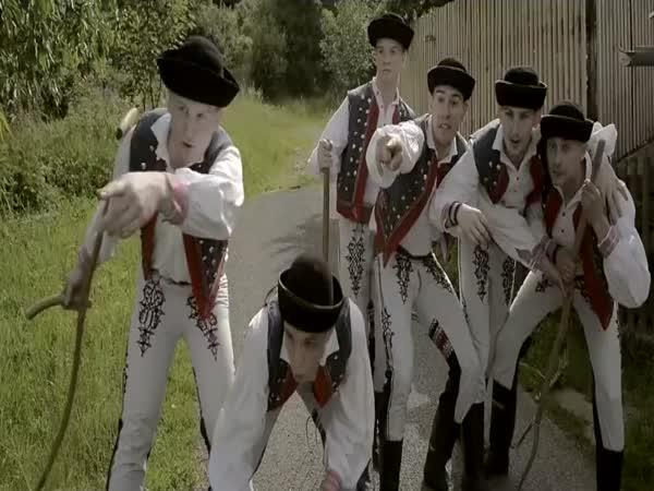 Hit ze Slovenska - Bum a borovička rum