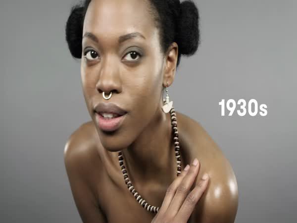 100 let krásy - Keňa