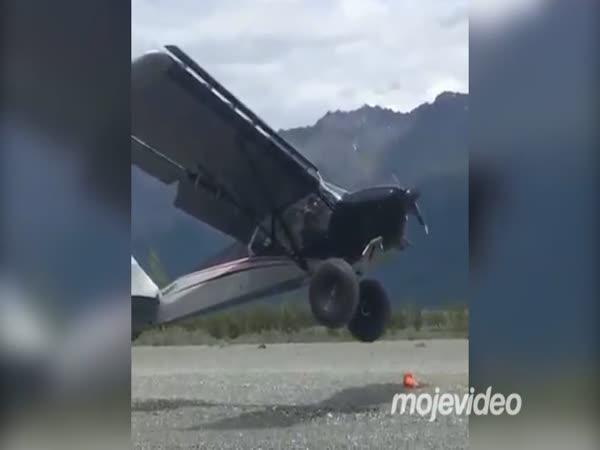 Vertikální přistání