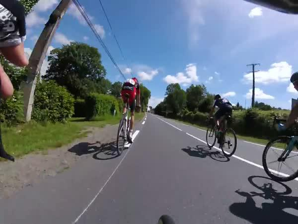 Tour de France pohledem GoPro kamery