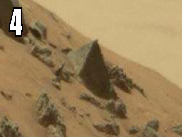 TOP 5 - Záhadná fotka z Marsu