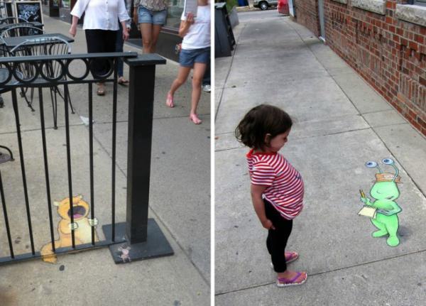 GALERIE - Dokonalé pouliční umění