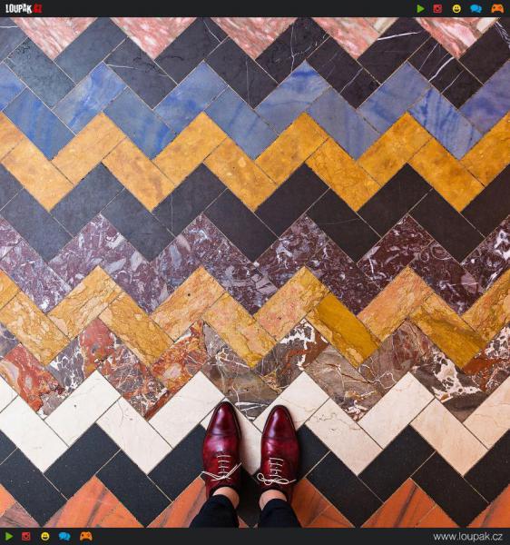 GALERIE - Krása londýnských podlah