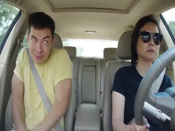 Nejlepší zpěv v autě