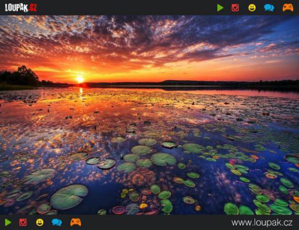 GALERIE - Nejkrásnější západy slunce