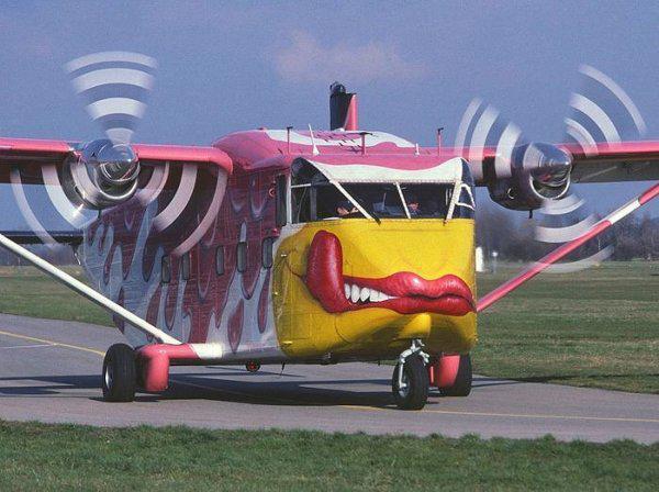GALERIE - Letadla trochu jinak...