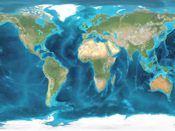 100 milionů let země