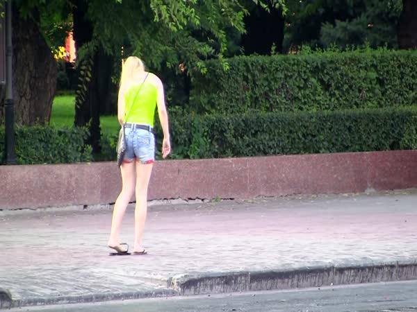 Léto na ruské silnici