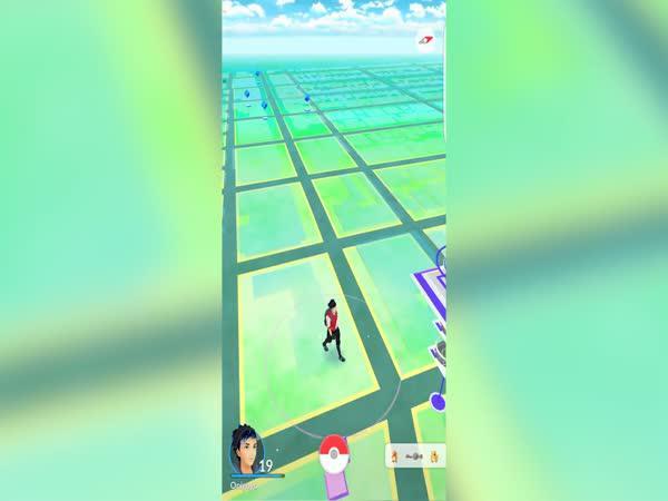 Upřímné trailery - Pokemon GO