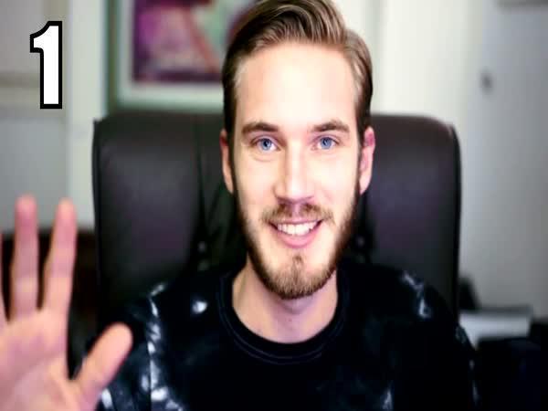 TOP 5 - Nejodebíranější youtubeři